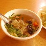 ソイ7 - ランチセットのスープ