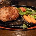 カンティーヌ オカモト - 2010/11 ハンバーグランチ240g950円