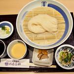 銀座 佐藤養助 養心蔵 - 二味せいろ¥850 平日ランチ