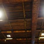 明日香 - (2016/9月)「蔵の間」の天井は板前さんたちの手作りとか