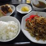 中華料理 孫悟空 - 本日のサービス定食