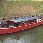 Nihonriyourikisshou - お濠の屋形船