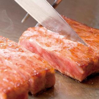 肉好き集合♪料理長こだわりの厳選素材