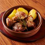 ルコックロティ - 豚ほほ肉のコンフィ