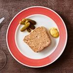 ルコックロティ - 豚ほほ肉と鶏白レバーのパテ