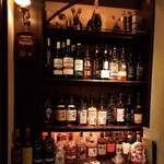 Bar,C - バックバー