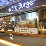 the 3rd Burger - 外観