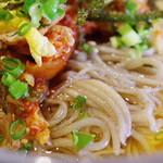 モランボン - 麺