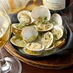 ルコックロティ - ハマグリの白ワイン蒸し