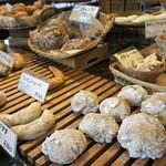 パン小屋Hutte - 多種のパン