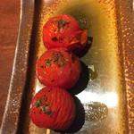 酒家鶏処 炭寅 - プチトマト