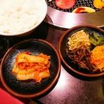 焼肉 清香苑 - セット