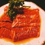 焼肉 清香苑 - ハラミ