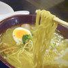 麺屋くるる - 料理写真:塩らーめん700円