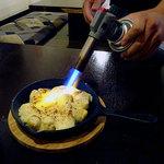 麺屋くるる - 北あかりのクリームニョッキ690円