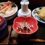 ほまれ寿し - ちらし寿司ランチ