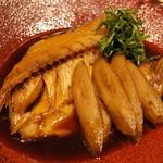 北海道料理 北新地 太田 - 生ほっけの煮付け