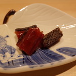 北海道料理 北新地 太田 - 鮭とば