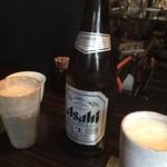 一鰻 - 瓶ビール