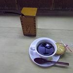 5765053 - コーヒーとサービスクッキー