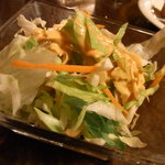 カレーボックス - サラダ