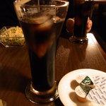 カレーボックス - アイスコーヒー