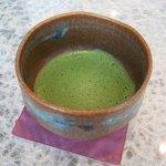 福茶 - お抹茶