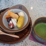 福茶 - セット