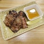 牛○ - 炙りレバテキ