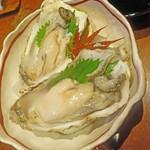 57654272 - 厚岸産 生牡蠣                       めっちゃ大きいです!