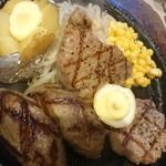 センターリバー - ステーキ&ハンバーグ