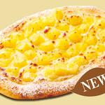 ピザ・ロイヤルハット - スイートポテトクリームチーズ SSサイズ限定¥617