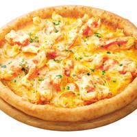 ピザ・ロイヤルハット - かにえびスペシャル SS¥800 S¥1,540 M¥2,560 L¥4,640