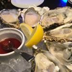 クイーンエンジェル - 牡蠣3種盛り