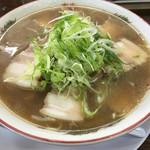57656634 - ( ̄Д ̄)ノチャーシュー麺¥700