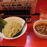 57658914 - 辛口和風冷やしつけ麺(2016.08)