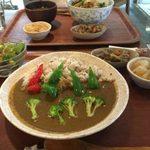Apsara Cafe - グリーンカレー