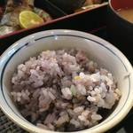 花咲 - 雑穀米(こんにゃく米入り)