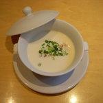 シェ リュック - 本日のスープ(ビッシソワーズ)