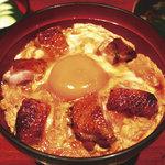 恵比寿 鶏味座 - 究極の親子丼