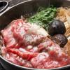 牛のいしざき - 料理写真:霜降りすき焼