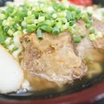 どん亭 - ソーキ