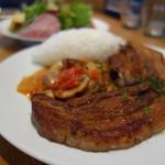 ビストロ・ル・マン - 豚ばら肉のコンフィ【ランチ】