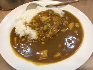 からなべ屋 浜松町店 - からなべカレー320円
