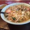 ファミリーレストランよりみち - 料理写真:ちゃんぽん 600円