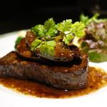 ファイブ キタシンチ - ☆しっとりフィレ肉とうるうるフォアグラでした♪☆