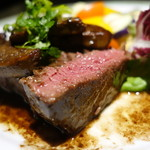 ファイブ キタシンチ - ☆肉厚のフィレ肉大好物です☆
