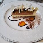 リストランテ ウミリア - 6B.夫選択のチョコケーキ?