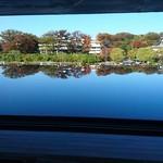 酒盃 - 秋田市県立美術館の カフェのみ利用         安藤建築    すばらしい眺望