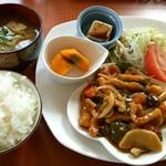 カフェ ハナ - 料理写真: